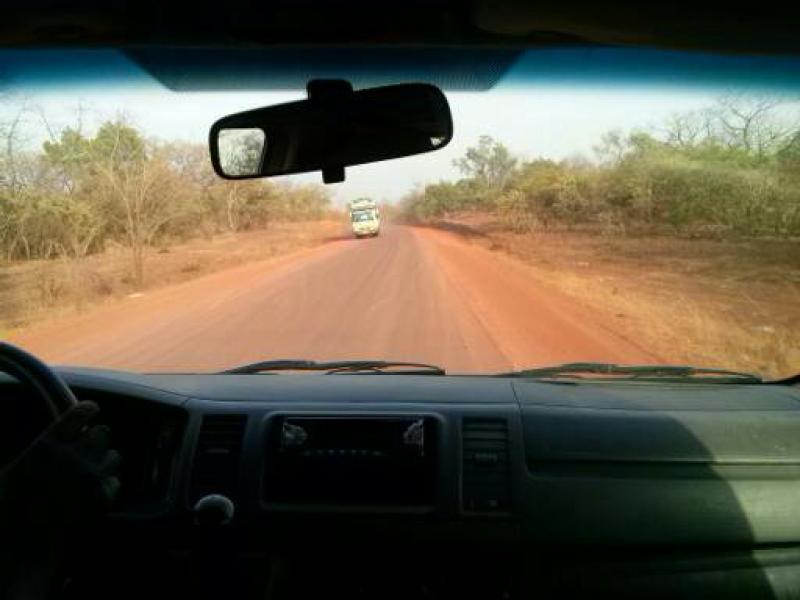 Destino Burkina Faso
